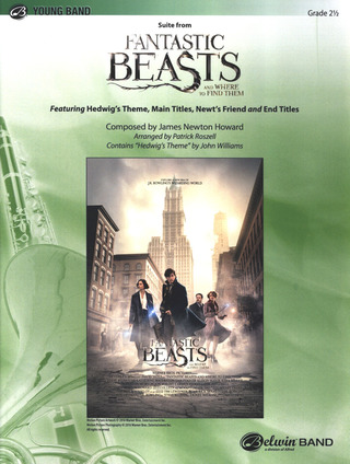 James Newton Howard: Suite from Fantastic beasts and where to find them