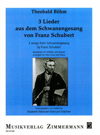 Franz Schubert: 3 songs from Schwanengesang