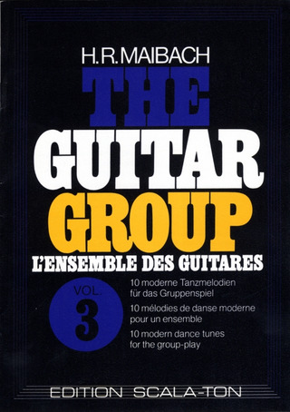Maibach, H. R.: The Guitar Group, Band 3