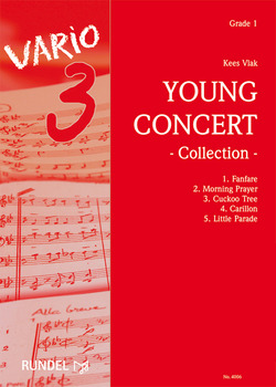 Kees Vlak: Young Concert Collection