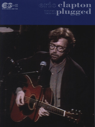 Eric Clapton: Clapton, E Unplugged Easy Guitar Notes & Tab