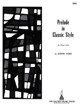 Gordon Young: Prelude in classic Style