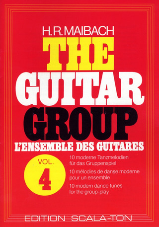 Maibach, H. R.: The Guitar Group, Band 4