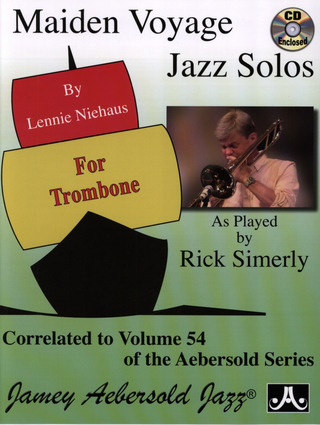 Lennie Niehaus: Maiden Voyage – Jazz Solos for Trombone