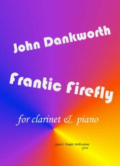 Dankworth John Sir: Frantic Firefly