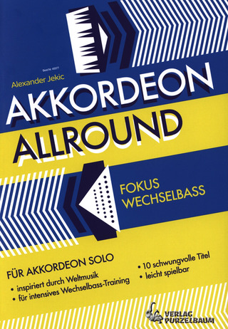 Alexander Jekic: Akkordeon Allround