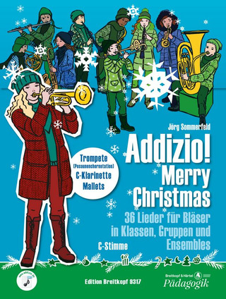 Addizio! Merry Christmas