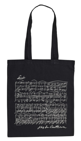 Tote Bag Beethoven long
