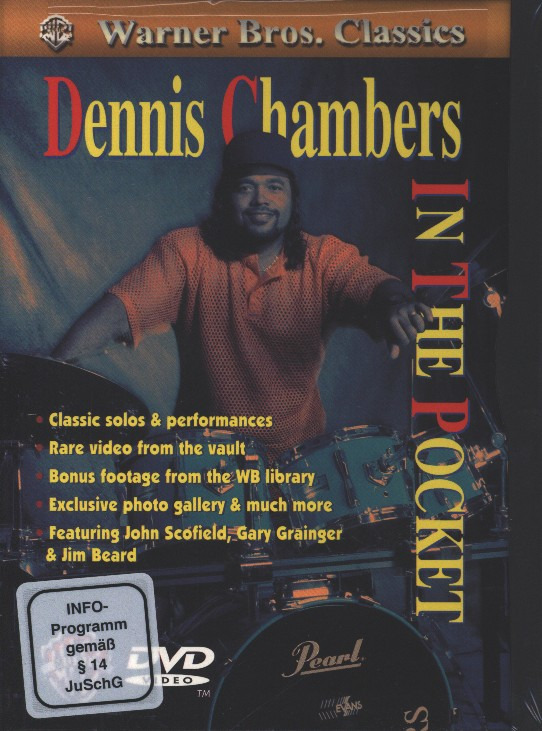 Chambers Dennis: In The Pocket