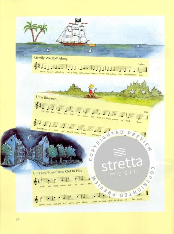 Europäische Klavierschule Band 1 Noten für Klavier 7931-9790001082013