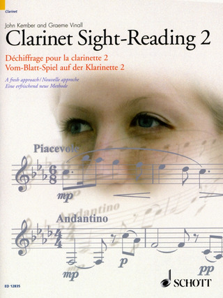 John Kember y otros.: Clarinet Sight-Reading 2