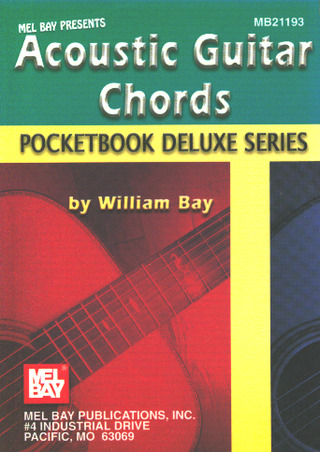 William Bay: Acoustic Guitar Chords