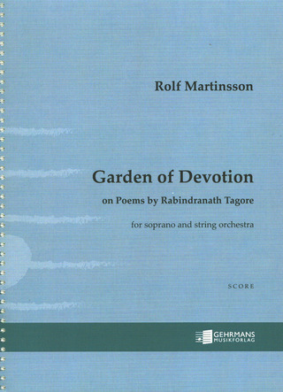 Rolf Martinsson: Garden of Devotion op. 97