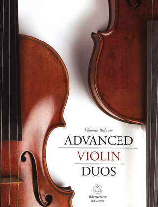 Vladimir Bodunov: Advanced Violin Duos