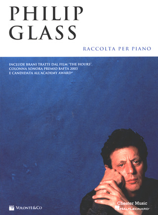 Philip Glass: Raccolta per Piano