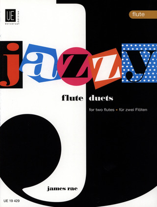 James Rae: Jazzy Duets