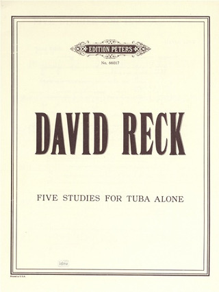 David Reck: Five Studies