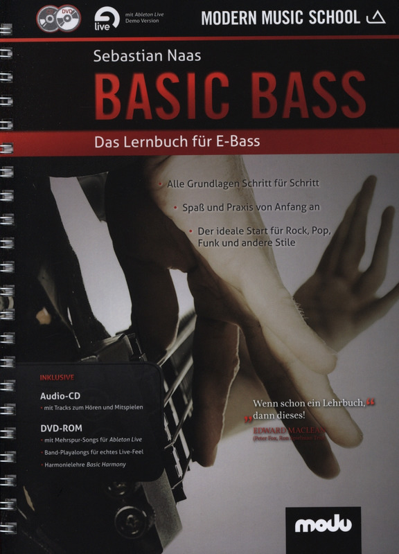 Sebastian Naas: Basic Bass