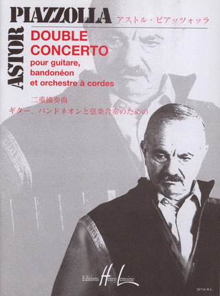 Astor Piazzolla: Double Concerto