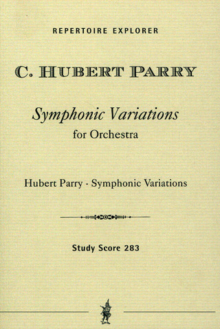 Parry Charles Hubert Hastings: Symphonic Variations