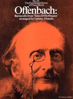 Jacques Offenbach: Barcarole (Hoffmanns Erzaehlungen)