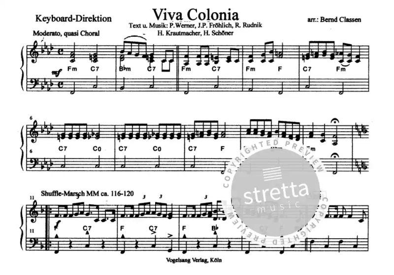 Viva Colonia Kölschfest