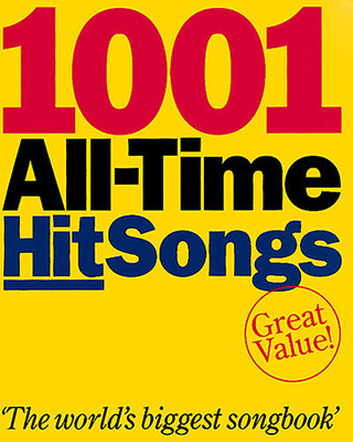 Buskers Fake Book 1001 All-Time Hit Songs Vol. 3 Pvg