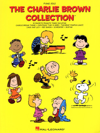 Vince Anthony Guaraldi: The Charlie Brown collection