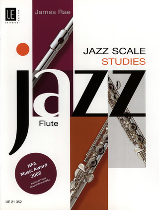 James Rae: Jazz Scale Studies – Flute für Flöte (2006)
