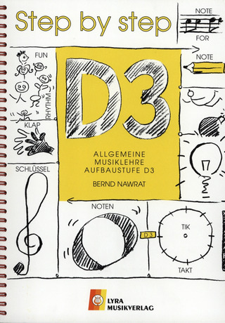 Bernd Nawrat: Step by step D3