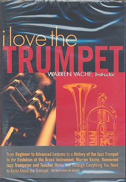 Vache Warren: I Love The Trumpet (Vache) Dvd