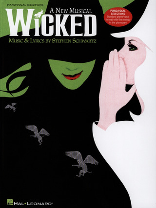 Stephen Schwartz: Wicked Vocal Selections Pvg