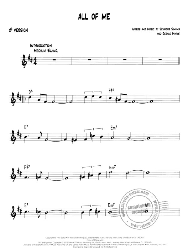 Easy Jazz Play-Along Volume 1: First Jazz Songs (5)