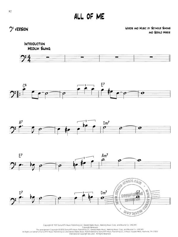Easy Jazz Play-Along Volume 1: First Jazz Songs (8)