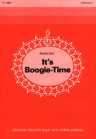 Renato Bui: It's Boogie Time