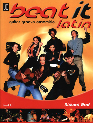 beat it 2 – Latin Guitar Groove