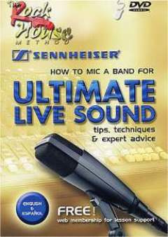 Mccarthy John: How To MIC A Band For Ultimate Live Sound - DVD