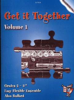 Alan Bullard: Get It Together 1 - Woodwind Pack