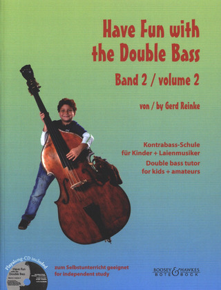 Reinke Gerd: Have Fun with the Double Bass