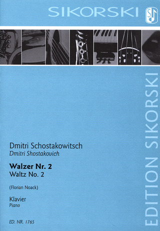 Dmitri Chostakovitch: Waltz No. 2