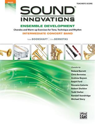 Peter Boonshaft y otros.: Sound Innovations – Ensemble Development