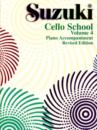 Shin'ichi Suzuki: Cello School 4