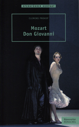 Prokop Clemens: Mozart. Don Giovanni