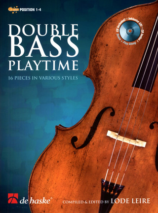 Leire Lode: Double Bass Playtime