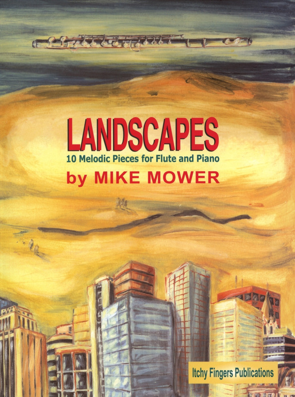 Mike Mower: Landscapes