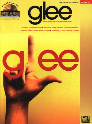 Piano Play-Along Volume 102: Glee