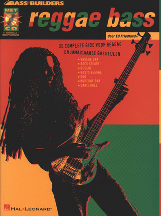 Ed Friedland: Reggae Bass