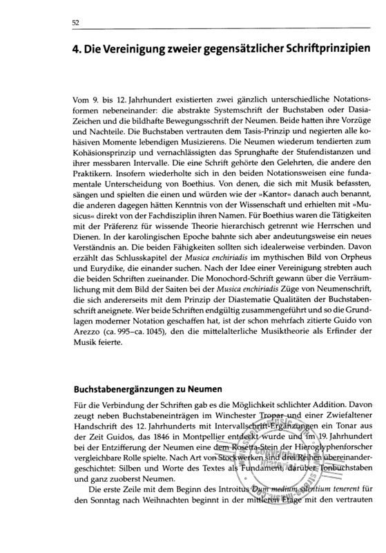 Manfred Hermann Schmid: Notationskunde (6)