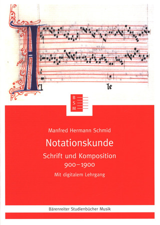 Manfred Hermann Schmid: Notationskunde
