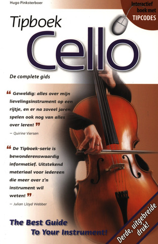 Hugo Pinksterboer: Tipboek Cello